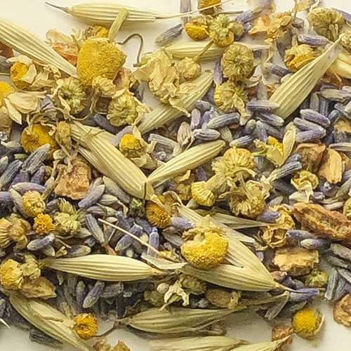 Blessed Botanicals Organic Tea Soothing You Mixture