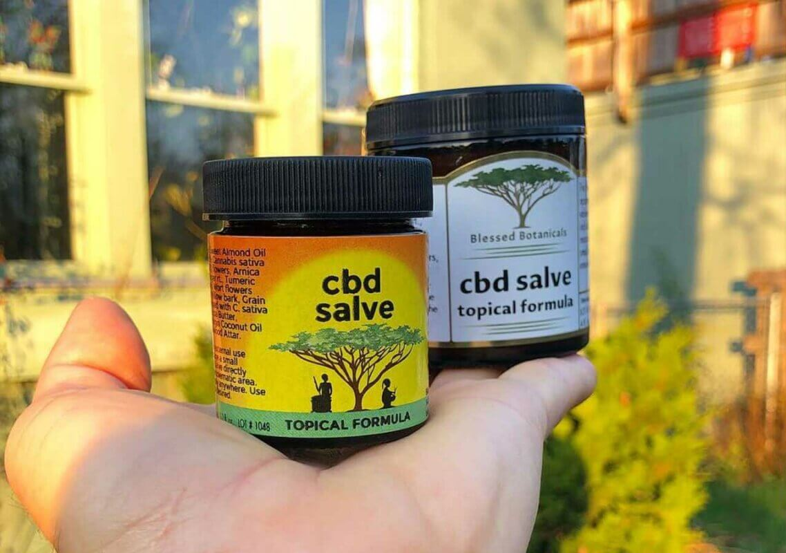 Blessed Botanicals Blog - 2017-12-09-10 - Off CBD Salve Winter Sale