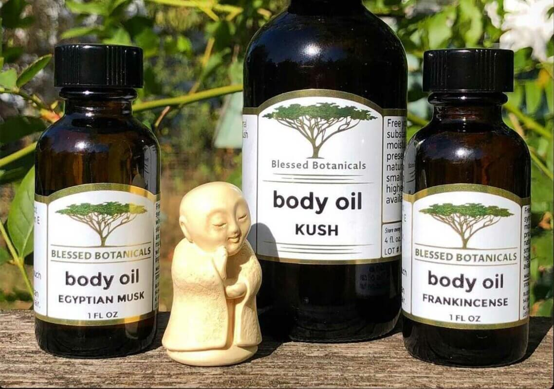 Blessed Botanicals Blog - 2018-10-17 - The People Love our Body Oil