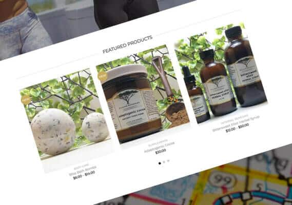 Blessed Botanicals Blog - 2019-04-01 - Welcome to our New Website