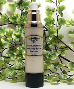 Blessed Botanicals Creamy Face Cleanser - Cap Off