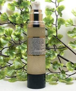 Blessed Botanicals Creamy Face Cleanser - Ingredients