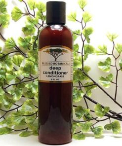 Blessed Botanicals Deep Conditioner Lemongrass 8 fl oz Bottle