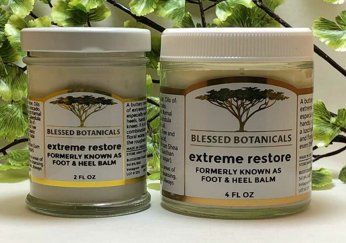 Blessed Botanicals Blog - 2019-12-23 - Extreme Restore for Dry Cracked Hands